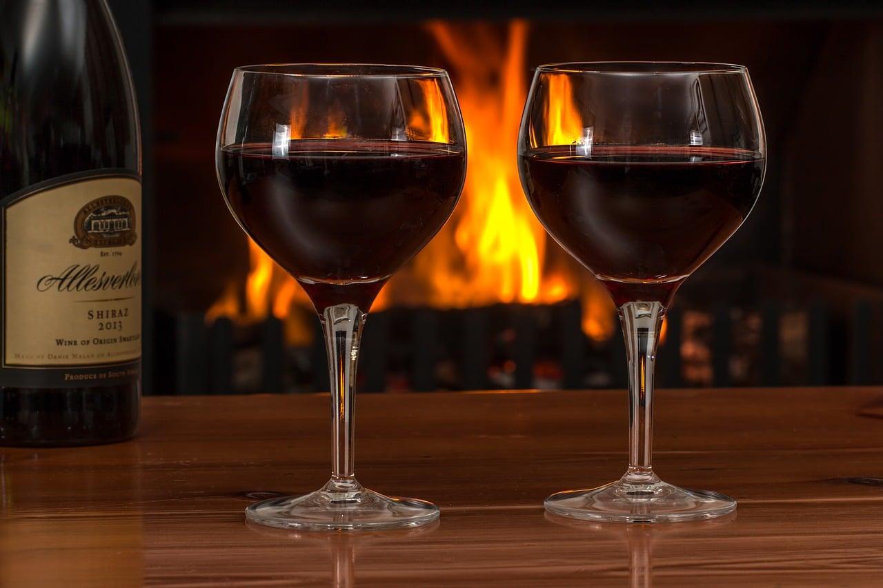 La dégustation du vin rouge